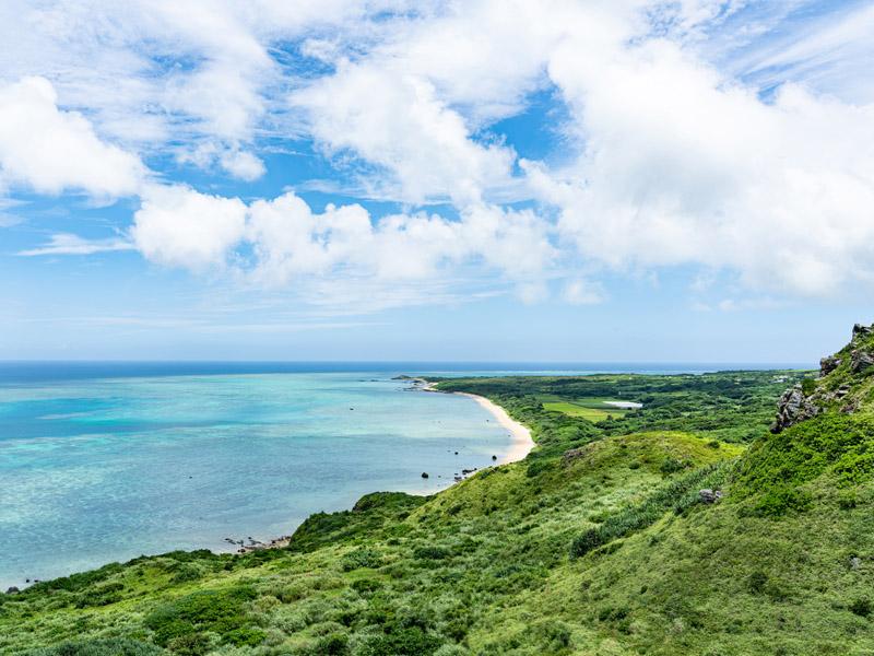 石垣島の風景